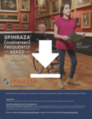 SPINRAZA FAQs